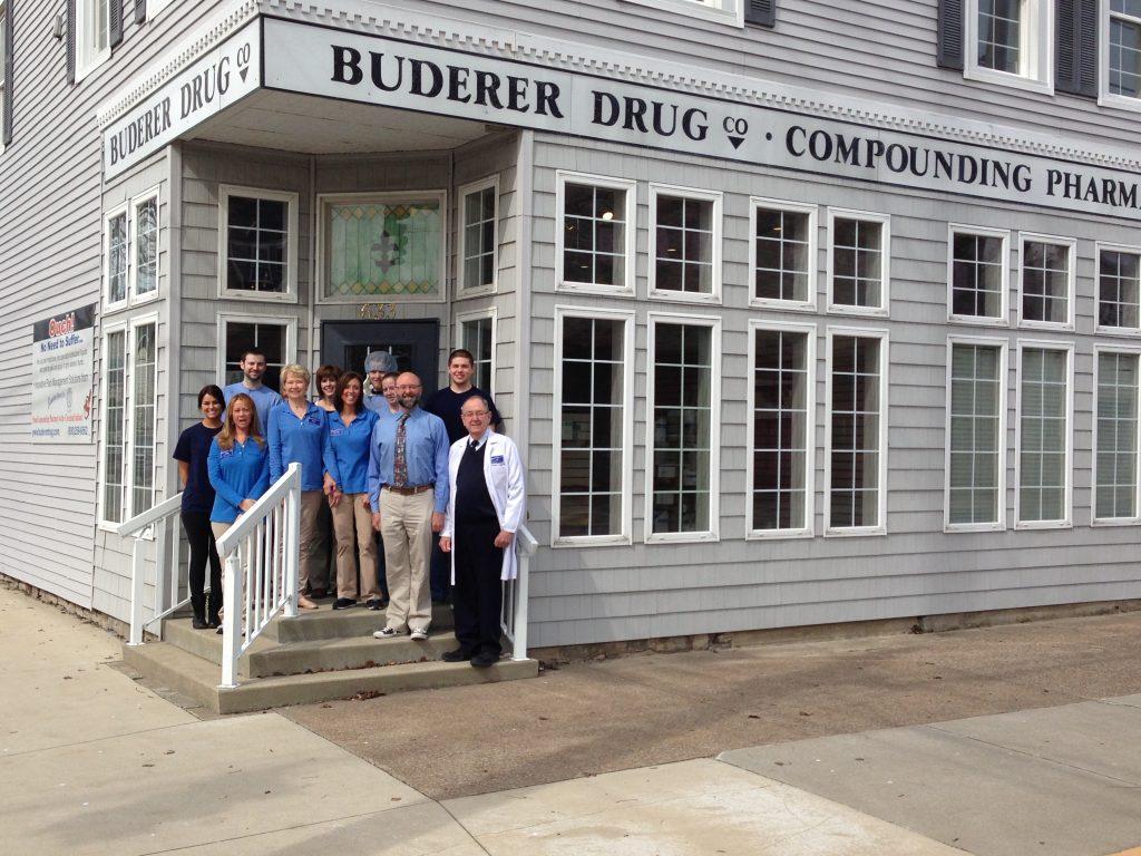 buderer drug co making medicine personal full story